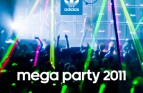 Adidas Originals Mega Party 2011: moda e musica nei migliori club d'Italia
