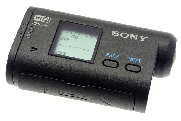 Videocamera Sony Hdr As15