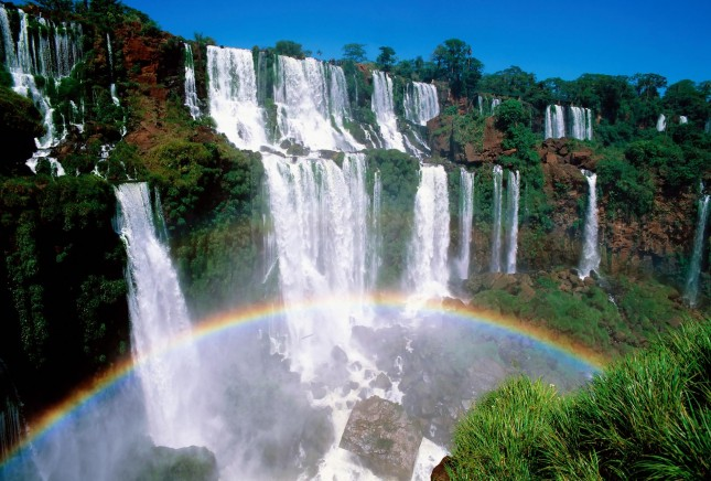 Cascate all'Iguazu National Park