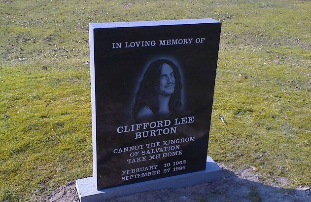 Metallica Cliff Burton