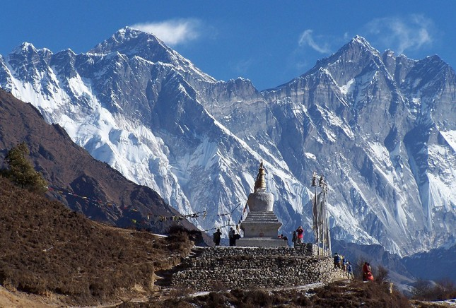 Sagarmatha National Park - Nepal