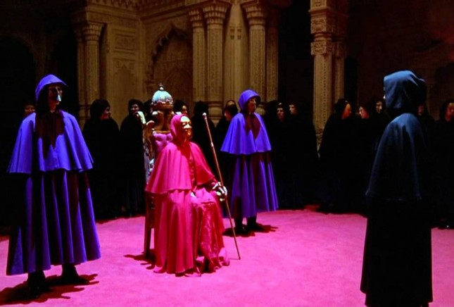 Eyes Wide Shut - Kubrick