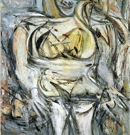 Woman III, di Willem de Kooning
