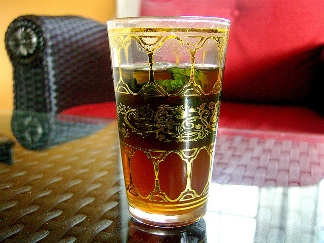 Moroccan Mint Toddy