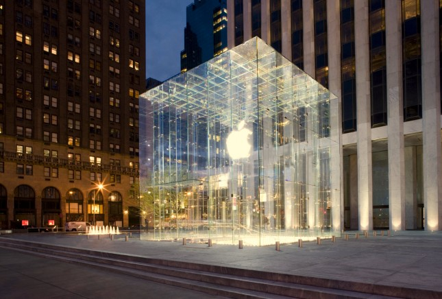 Apple Store a New York