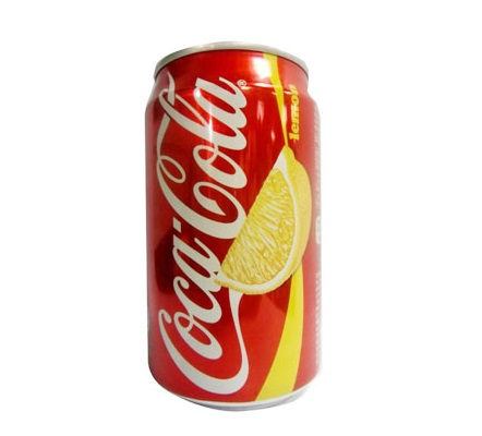 Coca Cola Lemon