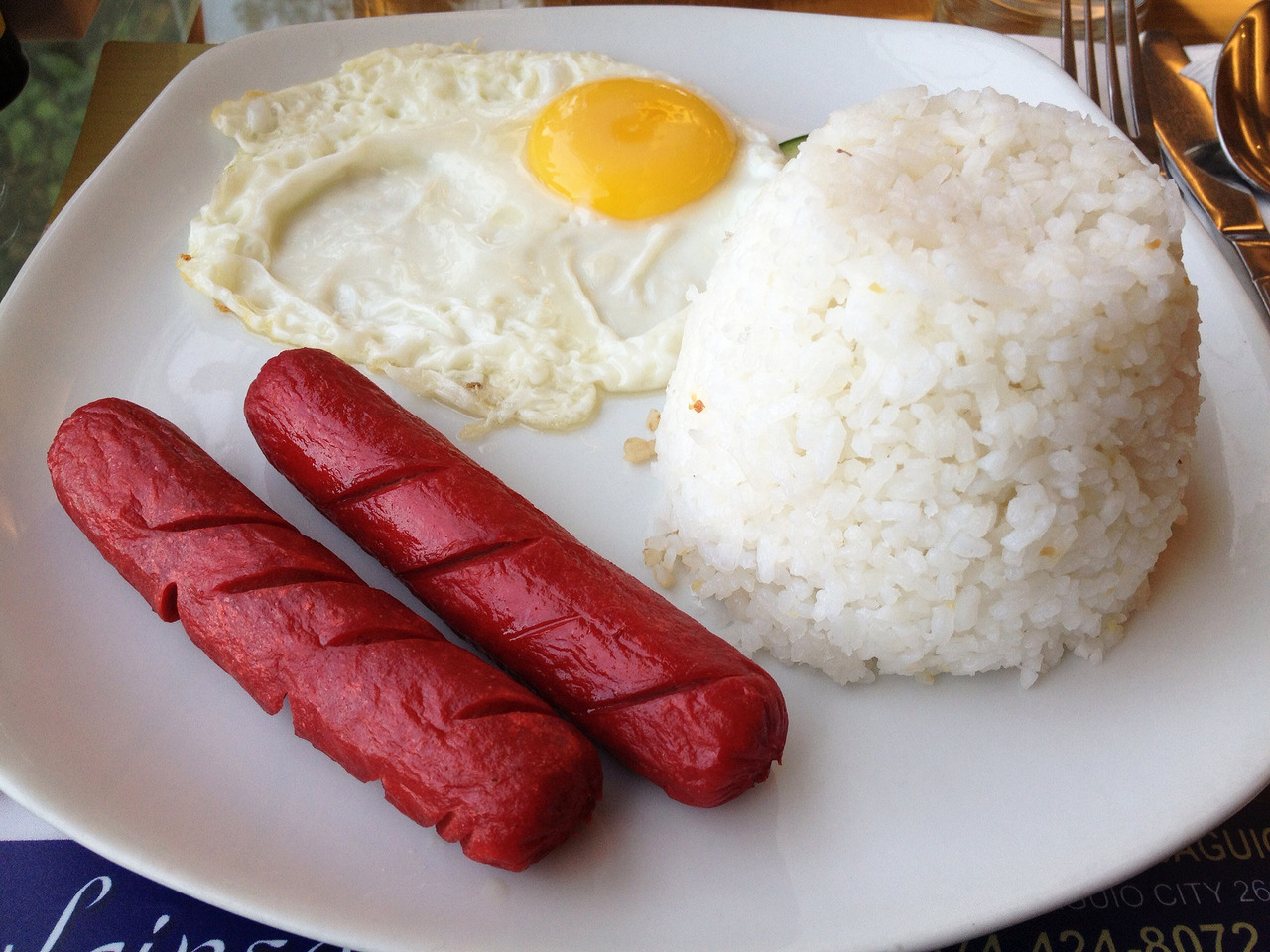 Philippines Hot Dog
